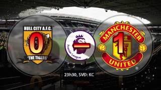 Premier League 2016-2017:Hull City 0 – 1 Manchester United