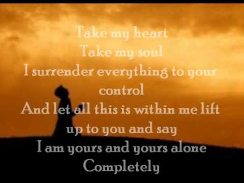 Completely Ana Laura with lyrics