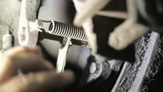 Установка усилителя привода сцепления гидропневматического УПСГ 11.1609010-30