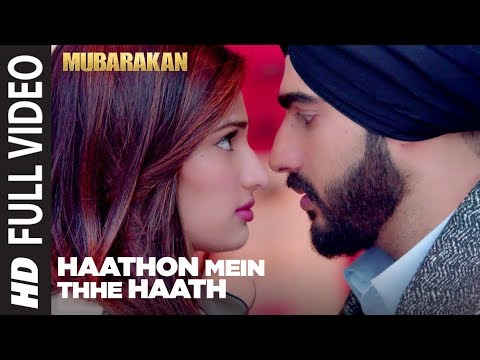 Haathon Mein Thhe Haath Full Video Song l...