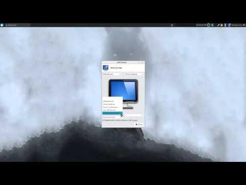 XFCE Hotcorner Plugin - Linux XFCE