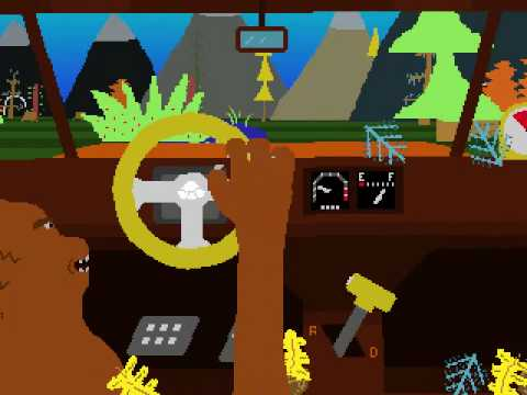 Indie Game of the Day: Enviro-Bear 2000