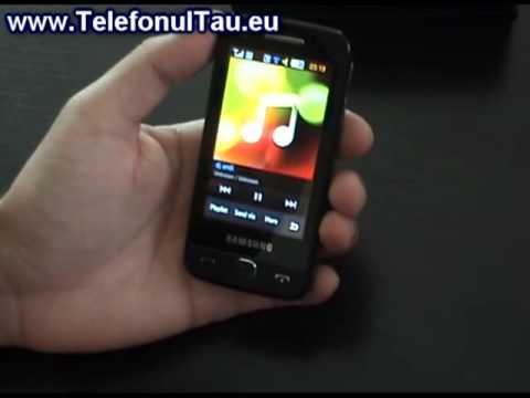 Samsung M8910 Pixon12 Midnight Black Review ( in Romana ) - www.TelefonulTau.eu -