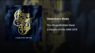 Statesboro Blues