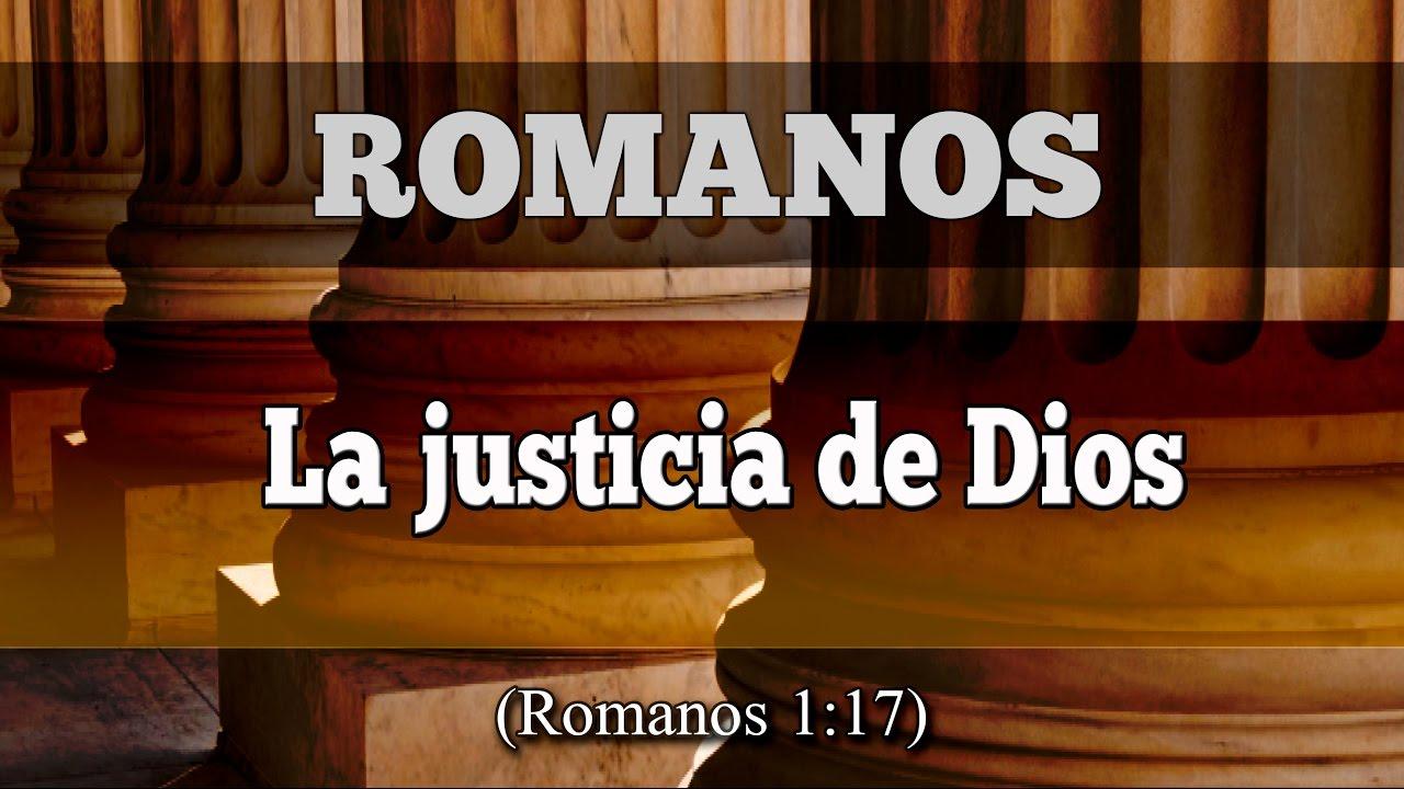 (Repaso De Rom 1:17)