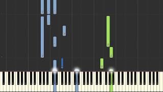 感謝 (Gan Xie) Piano Tutorial - Easy Version
