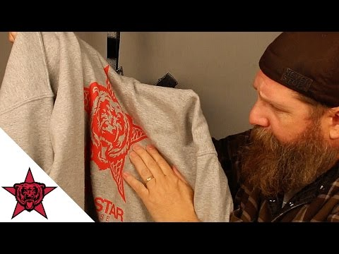 How To: Heat Press - Dye Sublimation