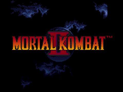 Game Gear Longplay [019] Mortal Kombat II
