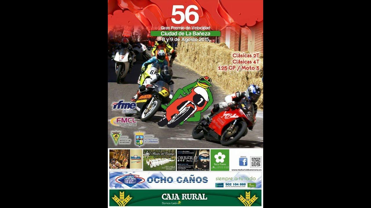 Circuito Urbano La Bañeza : Homenaje a Ángel nieto en la bañeza u motoviajeros revista de