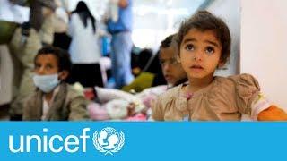Yemen: Suspected cholera cases soar | UNICEF