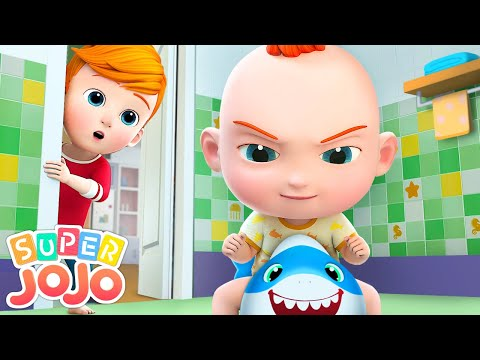 I Can Do It by Myself | Good Habits Song for Kids + More Nursery Rhymes & Kids Songs - Super JoJo