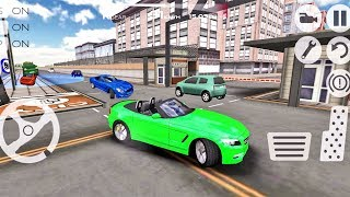 Game Android: Game Ekstrim Car Driving Simulator # 18 - Game Mobil