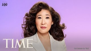 Sandra Oh Opens Up About 'Killing Eve', Her Acting Career, Inspiring Change & More | TIME 100 | TIME