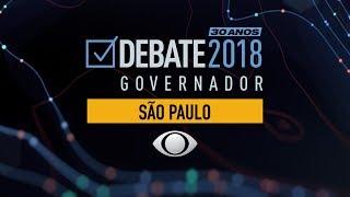 Debate para o governo de São Paulo - 2º turno