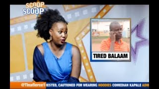 #SccopOnScoop: Balamu Not Happy with Chameleone for Publicly Disrespecting a Minister