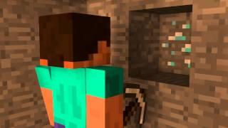 Steve and Diamond - Minecraft Animation