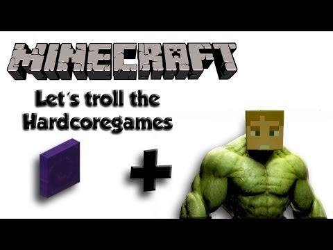 Let's troll the Hardcoregames #2 [Deutsch/German][HD] (Live Commentary) Hulk-, Endermagetrap