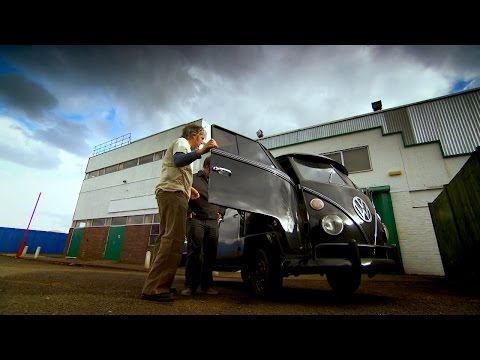 "The VW ""Splitty"" 