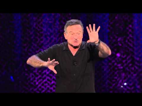 Robin Williams - New Technologies