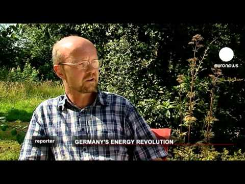 euronews reporter - Germany's energy revolution