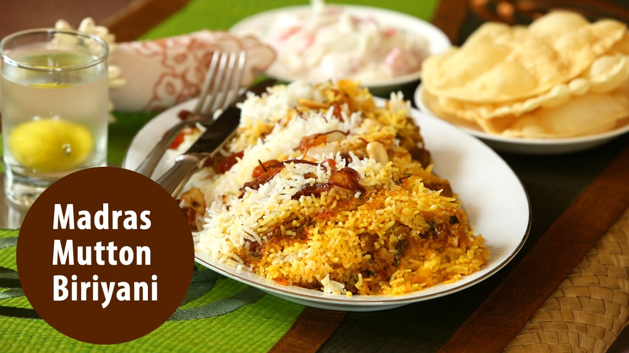 Madras mutton biriyani k m mathews recipes manorama online madras mutton biriyani k m mathews recipes manorama online youtube forumfinder