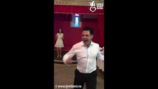 Жених зажигает! Свадебный танец молодых из к/ф