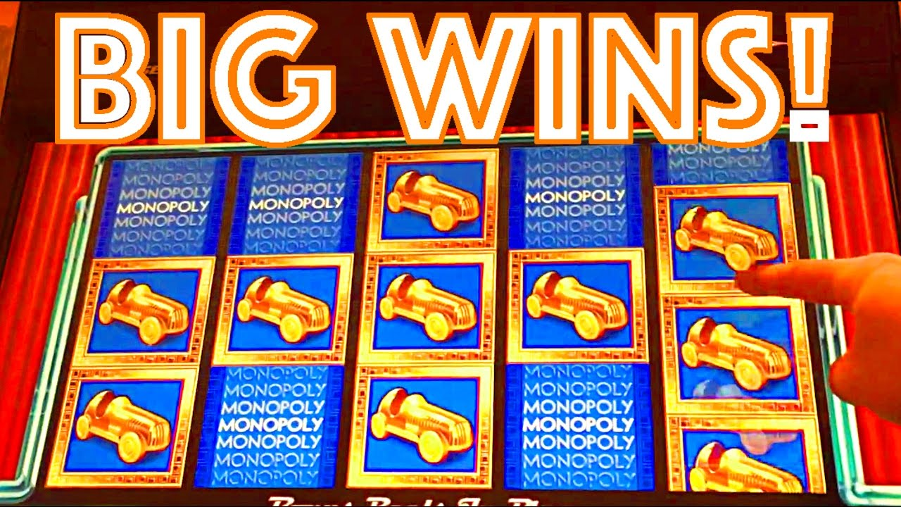 Super Monopoly Slot Machine
