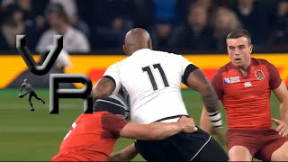 2015 Rugby World Cup: Biggest Hits, Tackles & Tries Rd 1