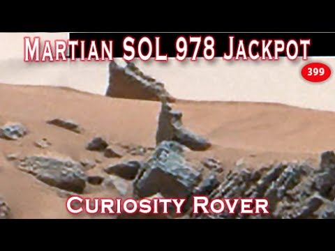 Curiosity Rover Day 978 Is Another Past Civilization Jackpot!