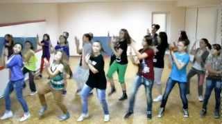 Sis n Bro, beginners, Hip-hop training