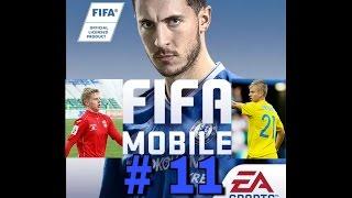 Прохождение игры FIFA Mobile : # 11 . Александр Зинченко .