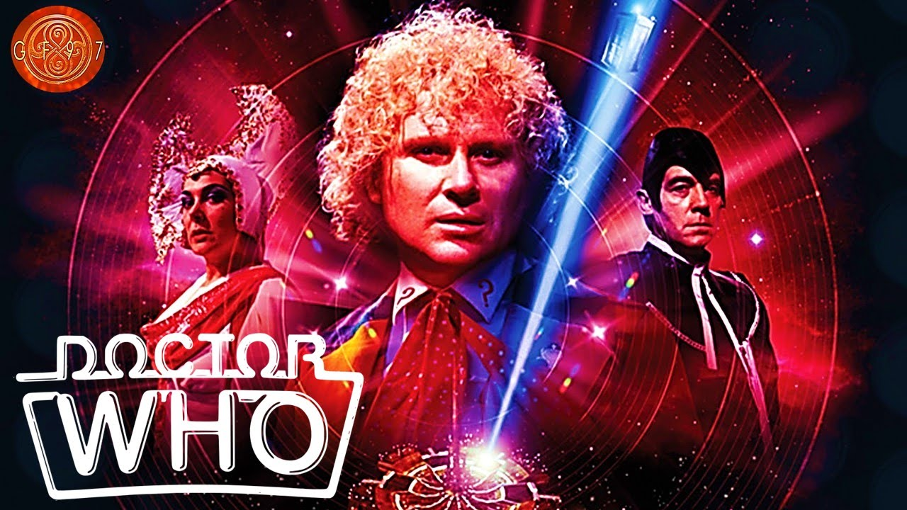 Classic Doctor Who S23 The Trial Of A Time Lord 1986 Ultimate Trailer