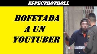 Pegan a un youtuber por gastar