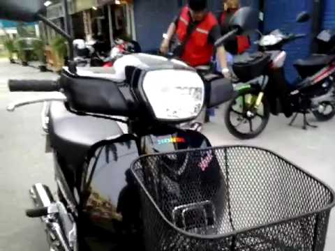 Honda Dream 110 pgm fi new