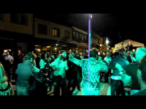 "Beispiel: HAT over HEELS  ""LIVE""  in  Stegersbach  (Teil 6), Video: Kinda Magic."