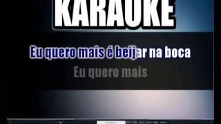 Karaokê Claudia Leite Beijar na Boca ( Playback completo)