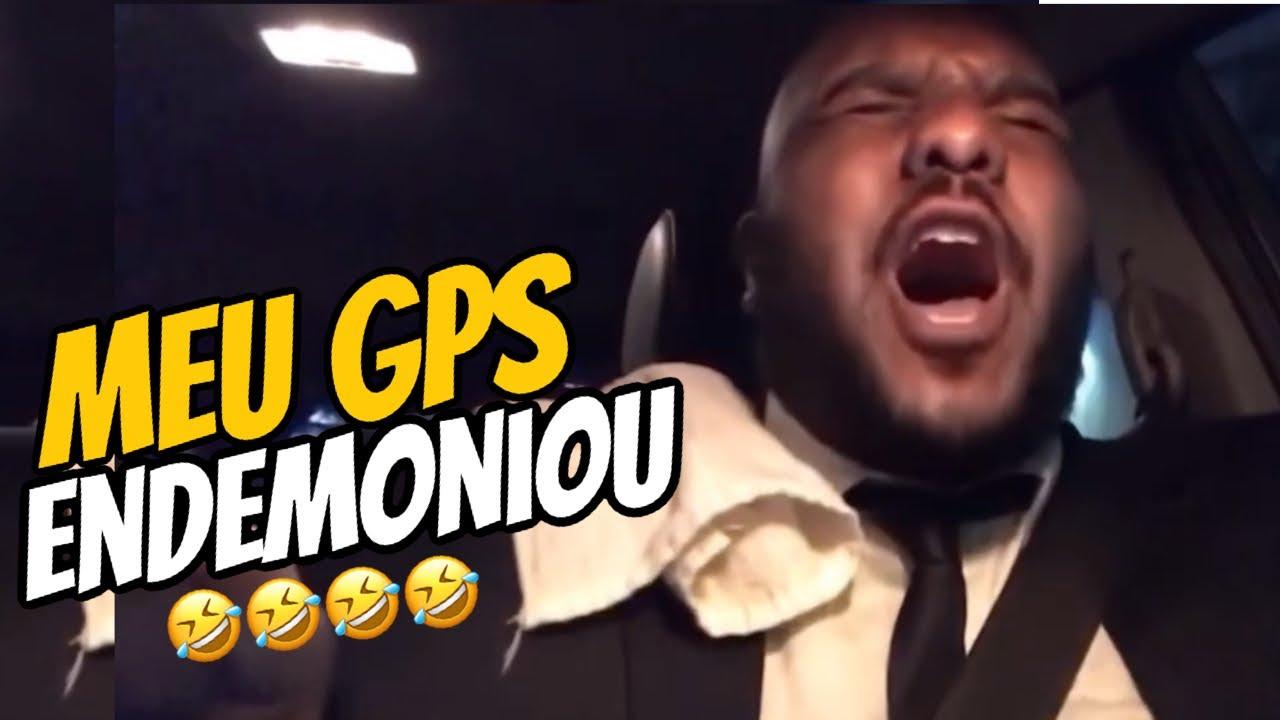 MEU GPS ENDEMONIOU - Pr. Jacinto Manto | Tô Solto