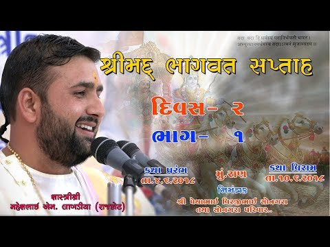 Bhagvat katha ( Ran ) Live (Day 2)