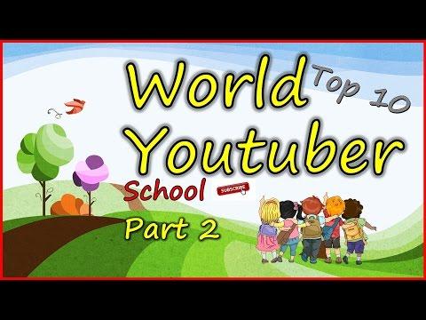 十大最賺錢Youtuber (WYS),你喜歡的youtuber有在裡面嗎?