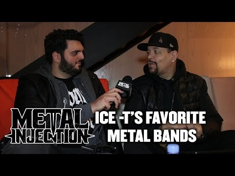 ICE-T Talks Favorite Metal Bands, Why He Started Body Count | Metal Injection