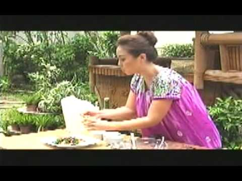 "Sarap at Home Season 4:San Marino Corned Tuna Paella with Alugbati Salad – ""Bahay Kubo"""