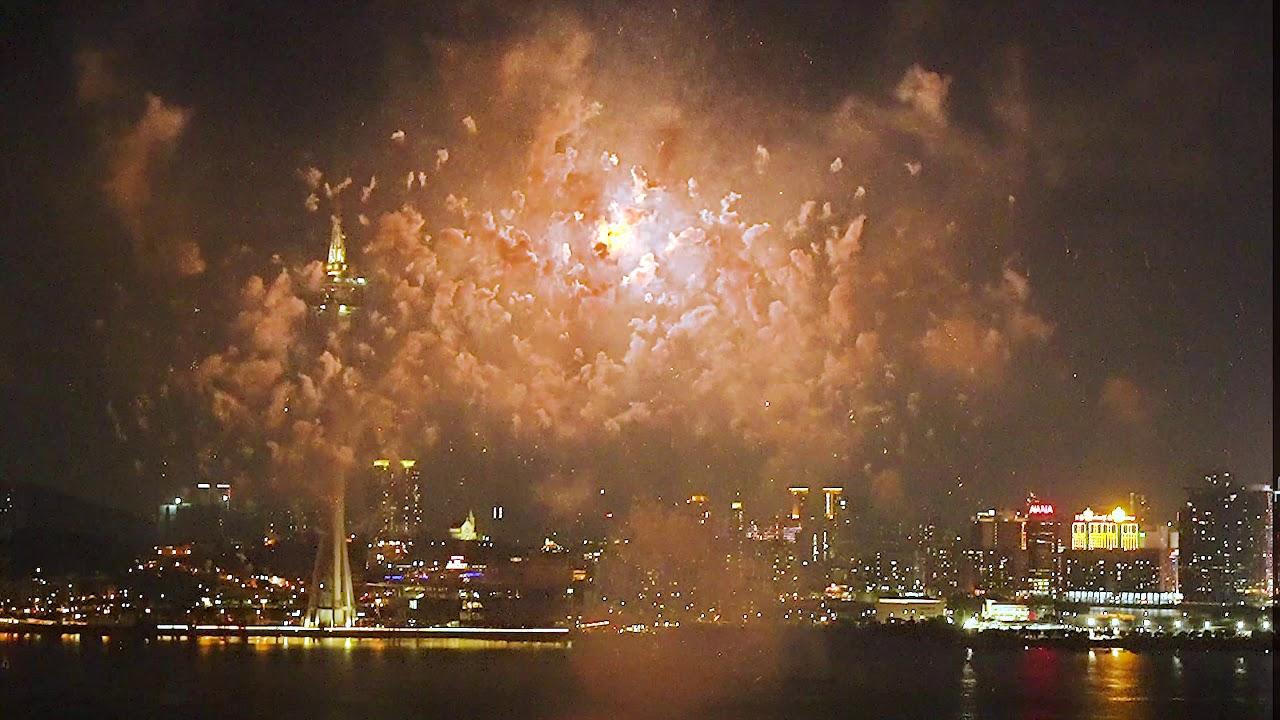 2019 澳門烟花 Macau Fireworks