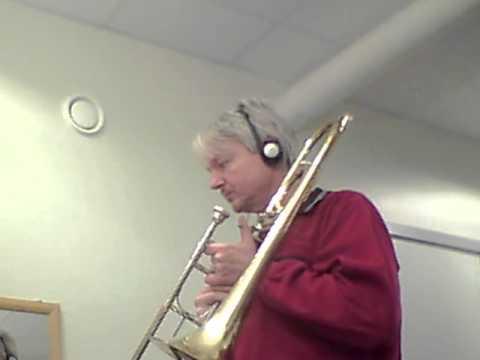 Foolin Myself - Bass Trombone