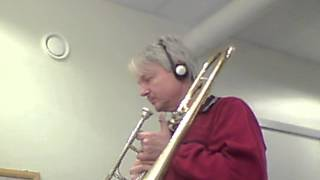Foolin Myself - Bass Trombone