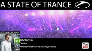 ASOT 581 Future Favorite & Tune Of The Week