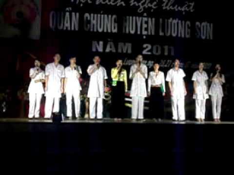 Hành khúc nghành y - Bệnh viện đa khoa Lương Sơn, Hòa Bình