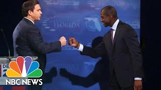 Must See Moments From The Final Florida Gubernatorial Debate | NBC News