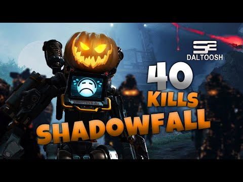 SoaR Daltoosh - 40 Kills In SHADOWFALL On Apex Legends Halloween