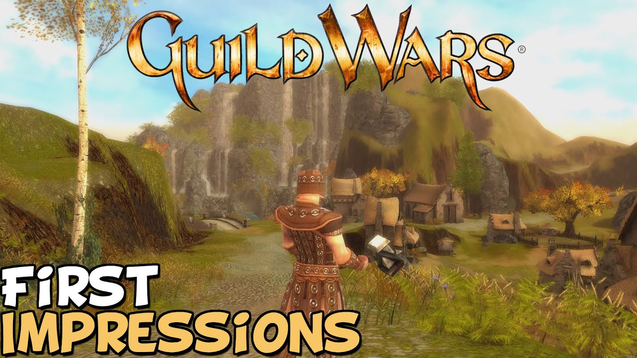 "Guild Wars 1 First Impressions ""Is It Worth Playing?"""