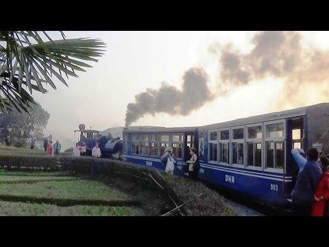 Darjeeling Himalayan Railway Toy Train is UNESCO World Heritage